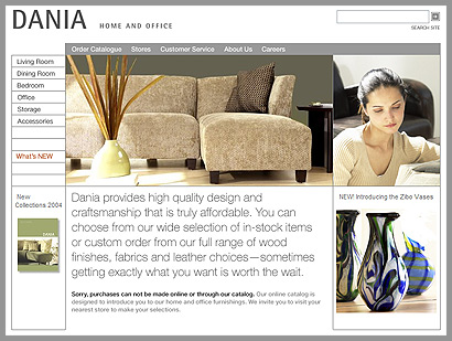 Dania Furniture Store