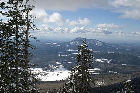 Snowbowl Arizona Skiing 2005