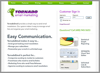 TornadoEmail